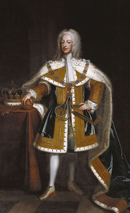 Image result for george ii (1683-1760)