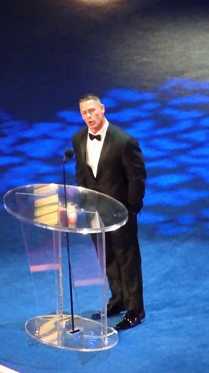 John Cena S Neue Frisur August 2019