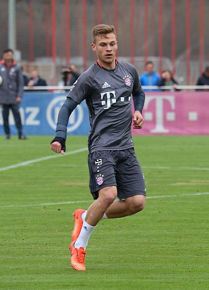 Joshua Kimmich S New Haircut Updated August 2019